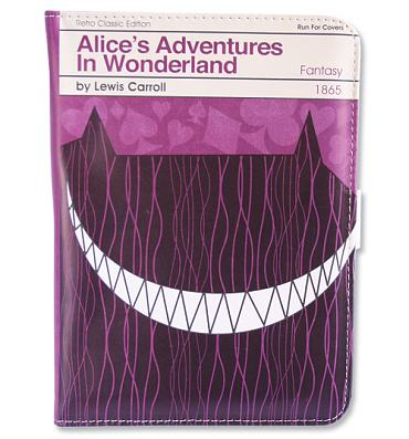 Alice In Wonderland By Lewis Carol E-Reader Cover For Kindle Touch from Run For Covers