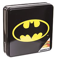Batman Logo Sandwich Tin