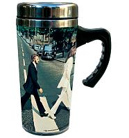 Beatles Abbey Road Travel Mug