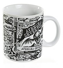 Boxed Avenged Sevenfold Mug [View details]