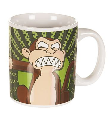Boxed Evil Monkey Family Guy Mug