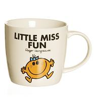 Boxed Little Miss Fun Mug