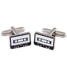Boxed Retro Cassette Tape Cufflinks [View details]