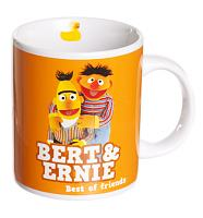 Boxed Sesame Street Bert And Ernie Mug