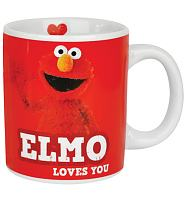 Boxed Sesame Street Elmo Mug