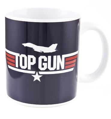 Boxed Top Gun Logo Mug