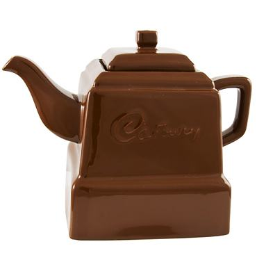 Cadburys Chocolate Teapot