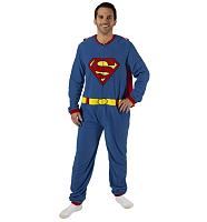 Caped Superman Onesie
