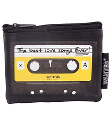 Retro Cassette Purse [View details]
