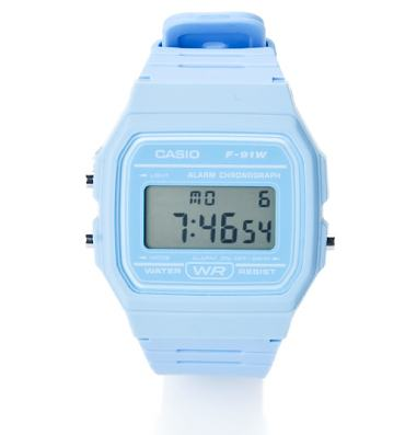 Classic Blue Watch from Casio