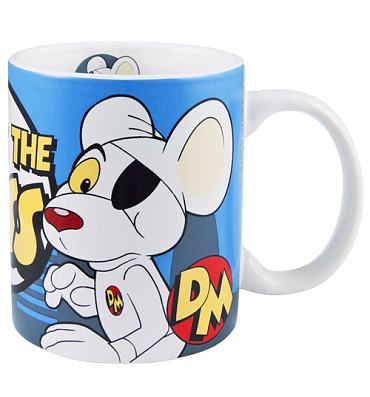 Dangermouse: You're The Boss Mug