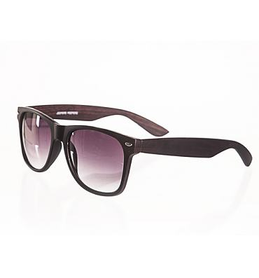 Dark Wood Fred Wayfarer Sunglasses from Jeepers Peepers