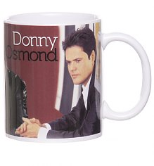 Donny Osmond Mug [View details]