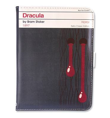 Dracula By Bram Stoker E-Reader Cover For Kindle Touch from Run For Covers