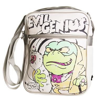 Evil Genius Danger Mouse Flight Bag