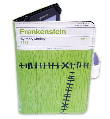 Frankenstein By Mary Shelley  E-Reader Cover For Kindle/Kobo from Run For Covers