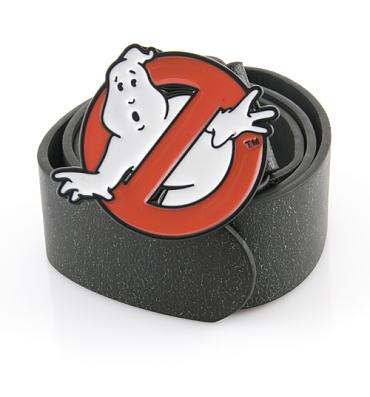 Ghostbusters Logo PU Belt