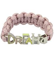 Gold Plated And Braided Dream Bracelet from Disney Couture
