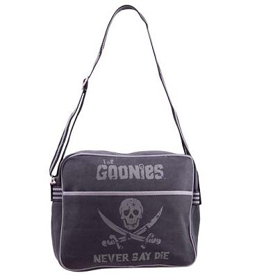 The Goonies Never Say Die Skull Sports Bag