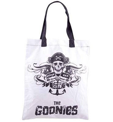The Goonies Skull Logo Tote Bag