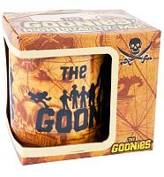 Goonies Logo and Map Mug