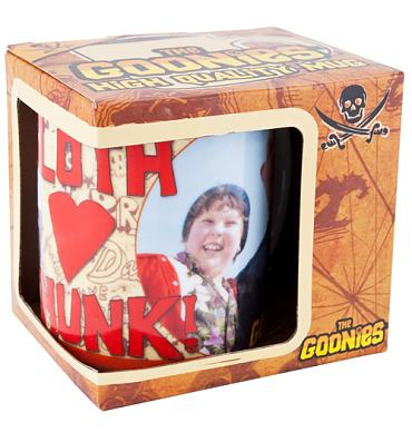 Goonies Sloth Loves Chunk Mug