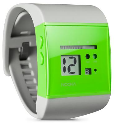 Green Zub 40 Watch from Nooka