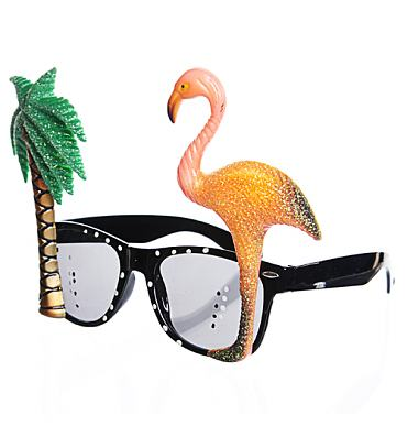 Hawaiian Novelty Sunglasses