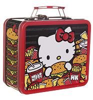 Hello Kitty Burger Lunchbox from Loungefly
