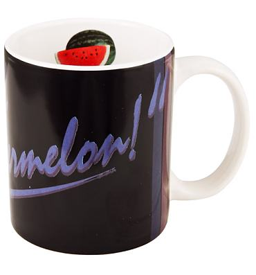 I Carried A Watermelon Mug