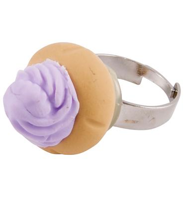Iced Gem Ring from Bits and Bows