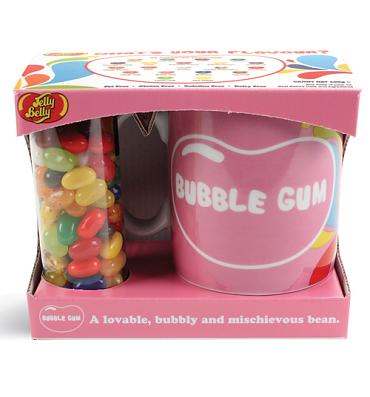 Jelly Belly Bubblegum Mug And Beans Gift Set