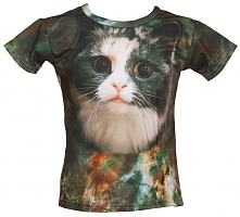 Kids All Over Print Sweety Kitty T-Shirt from Mr Gugu & Miss Go