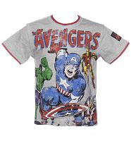 Kids Marvel Avengers T-Shirt from Fabric Flavours