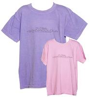 Kids Purple To Pink Heat Sensitive T-Shirt from Global Technacolour