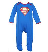 Kids Superbaby Sleepsuit