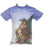 Kids The Gruffalo's Child Cuddle T-Shirt from Fabric Flavours