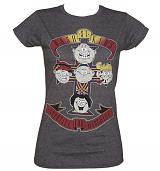 Ladies Beano Bash St Kids Appetite for Mischief T-Shirt