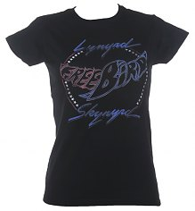 Ladies Black Lynyrd Skynyrd Free Bird T-Shirt [View details]