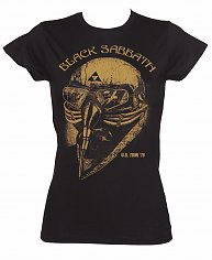 Ladies Black Sabbath Tour T-Shirt [View details]