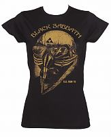 Ladies Black Sabbath Tour T-Shirt