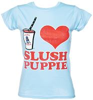 Ladies I Love Slush Puppie T-Shirt