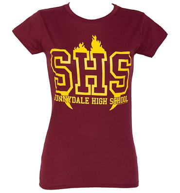 Ladies Buffy Sunnydale High T-Shirt