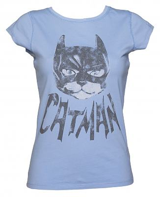 Ladies Catman T-Shirt