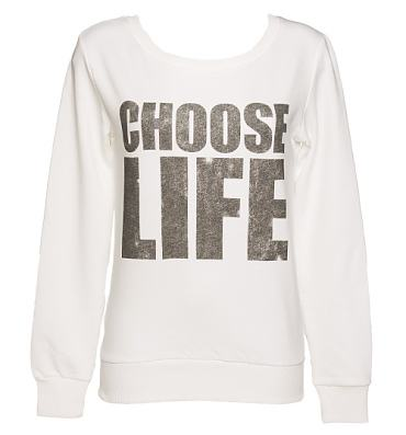 Ladies Choose Life Jumper