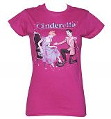 Ladies Cinderella T-Shirt