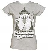 Ladies Clockwork Potato Mr Potato Head T-Shirt