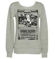 Ladies Dance Magic Dance Labyrinth Poster Sweater