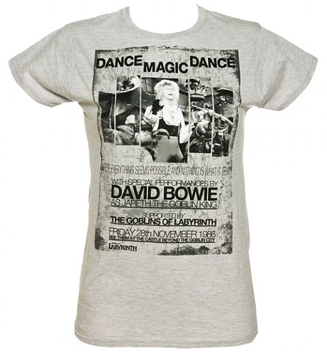 Ladies Dance Magic Dance Labyrinth Poster T-Shirt : Main
