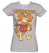 Ladies Fraggle Rock Red T-Shirt